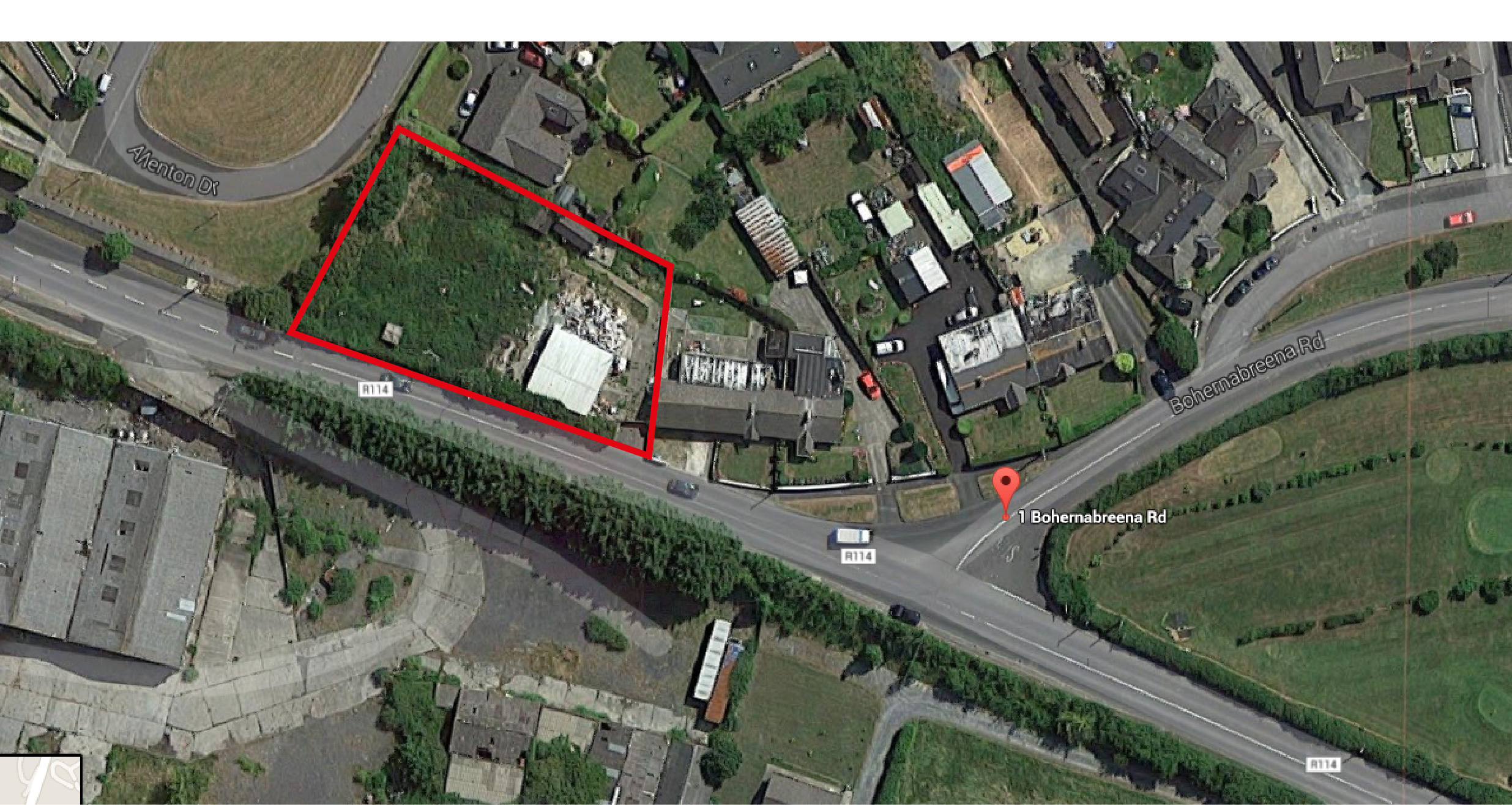 Site For Sale – County Dublin – Bohernabreena Cottages, D24RP28